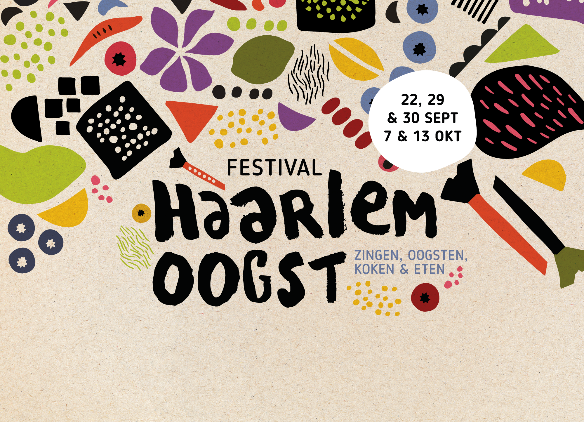 Festival Haarlem Oogst